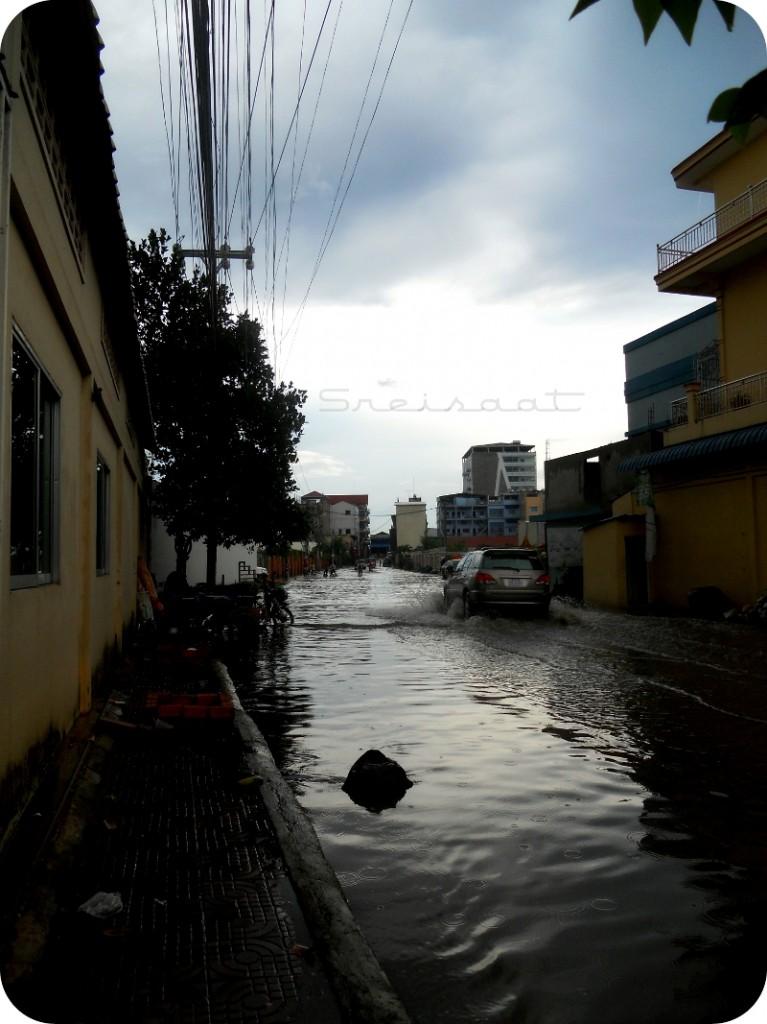 monsoon rain, rainy season, flash flood